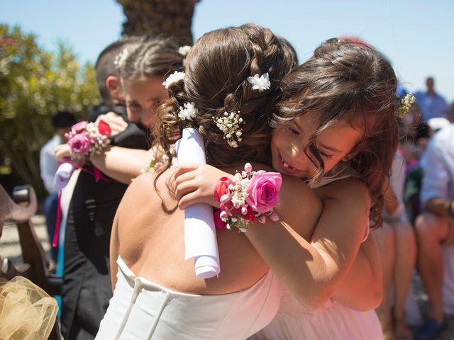 La boda de Oriol y Laia en Salomo, Tarragona 89