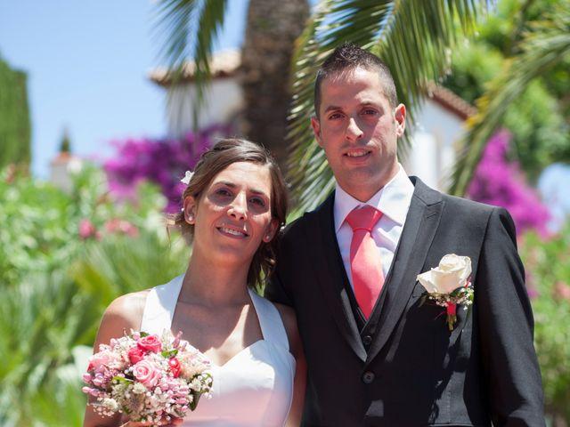 La boda de Oriol y Laia en Salomo, Tarragona 91