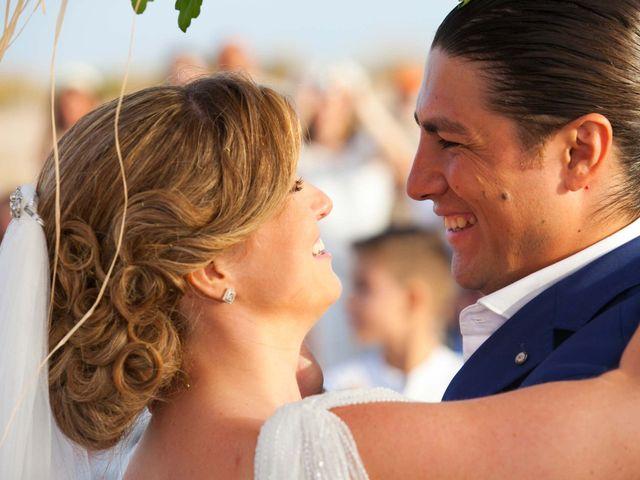 La boda de Jesus y Olivia en El Palmar, Cádiz 34