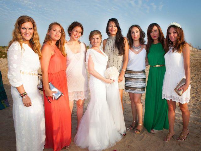 La boda de Jesus y Olivia en El Palmar, Cádiz 35
