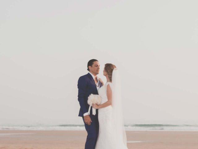 La boda de Jesus y Olivia en El Palmar, Cádiz 37