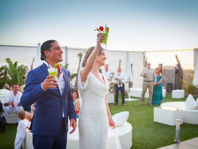 La boda de Jesus y Olivia en El Palmar, Cádiz 39