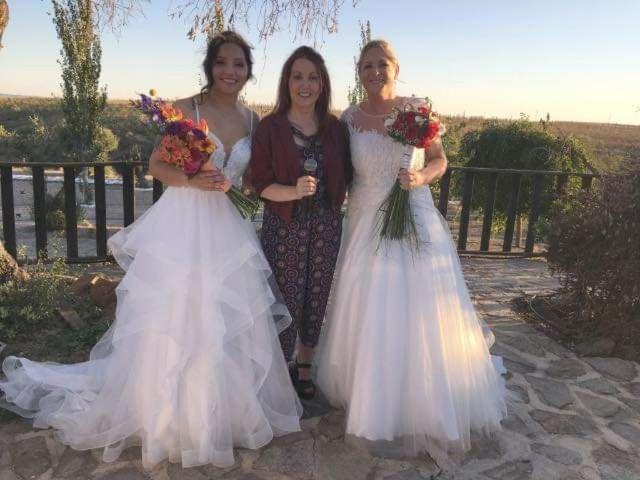 La boda de Yenny y Mari Cruz en Seseña Nuevo, Toledo 1