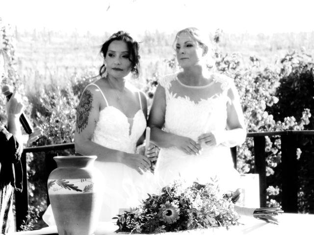 La boda de Yenny y Mari Cruz en Seseña Nuevo, Toledo 5