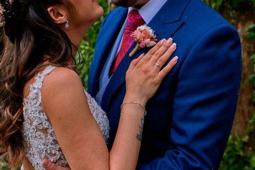 La boda de Manu y Alba en Fuenlabrada, Madrid 4
