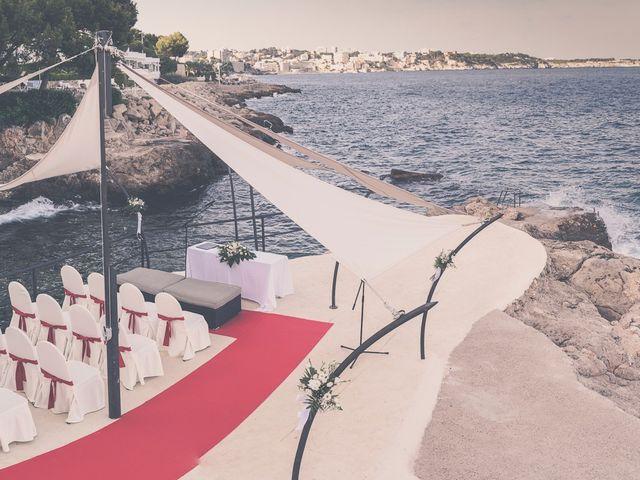 La boda de Carlos y Ester en Illetas, Islas Baleares 19