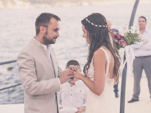 La boda de Carlos y Ester en Illetas, Islas Baleares 22