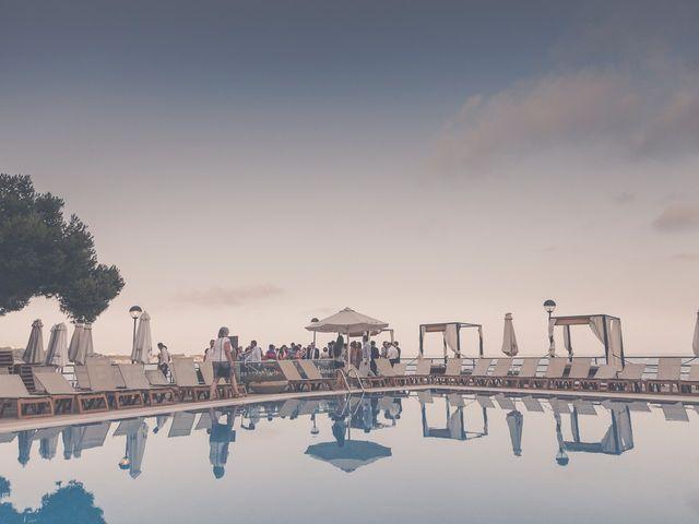 La boda de Carlos y Ester en Illetas, Islas Baleares 24