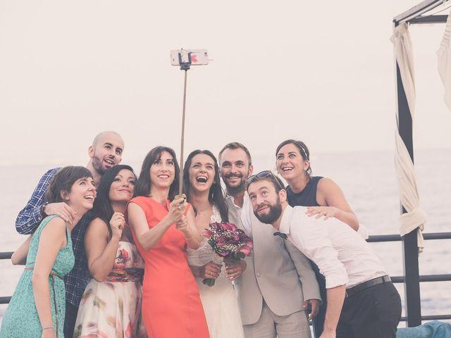 La boda de Carlos y Ester en Illetas, Islas Baleares 25