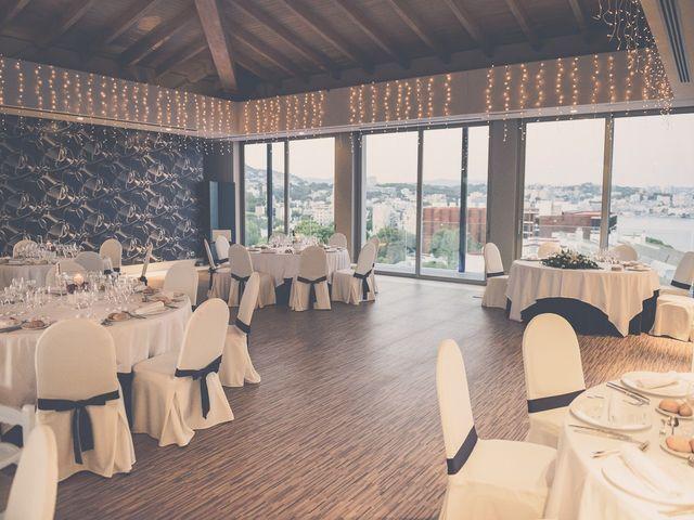 La boda de Carlos y Ester en Illetas, Islas Baleares 32