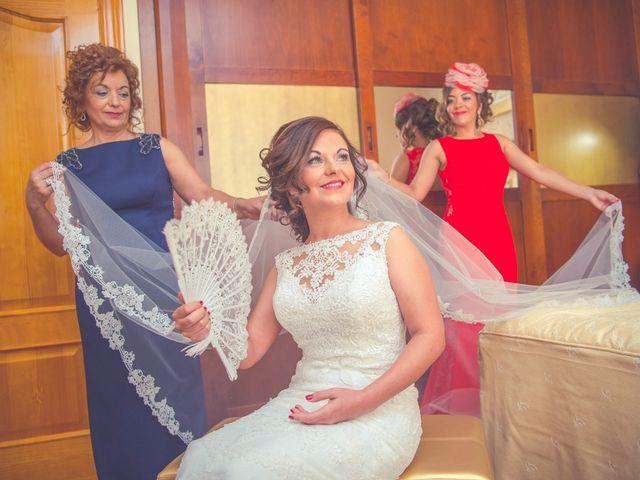 La boda de Paco y Lydia en Campillo De Arenas, Jaén 6