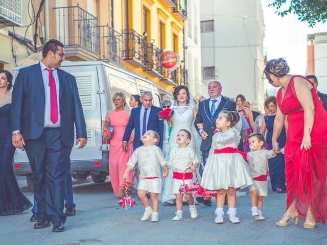 La boda de Paco y Lydia en Campillo De Arenas, Jaén 8