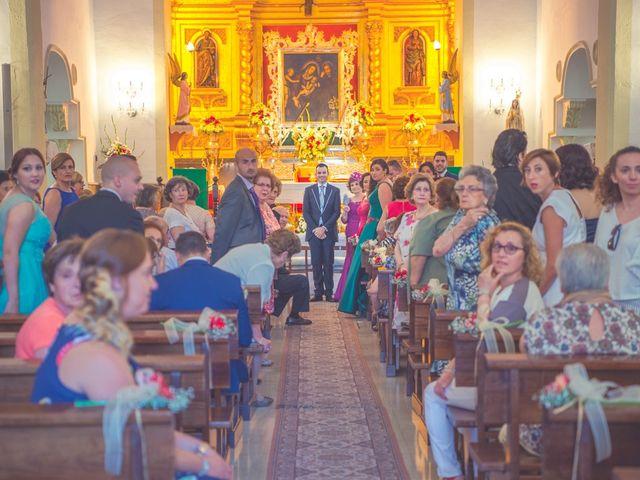 La boda de Paco y Lydia en Campillo De Arenas, Jaén 9