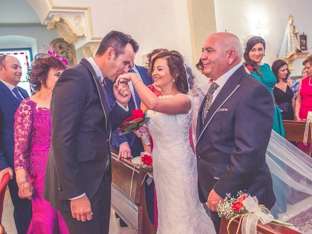 La boda de Paco y Lydia en Campillo De Arenas, Jaén 10