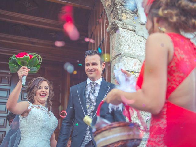 La boda de Paco y Lydia en Campillo De Arenas, Jaén 11