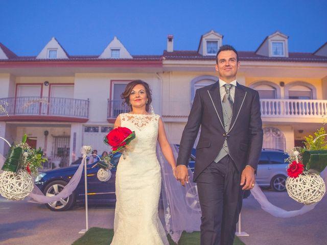 La boda de Paco y Lydia en Campillo De Arenas, Jaén 13