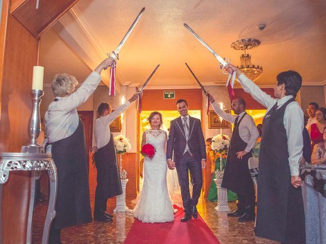La boda de Paco y Lydia en Campillo De Arenas, Jaén 14
