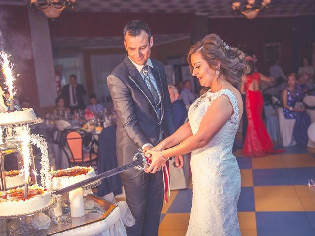 La boda de Paco y Lydia en Campillo De Arenas, Jaén 17