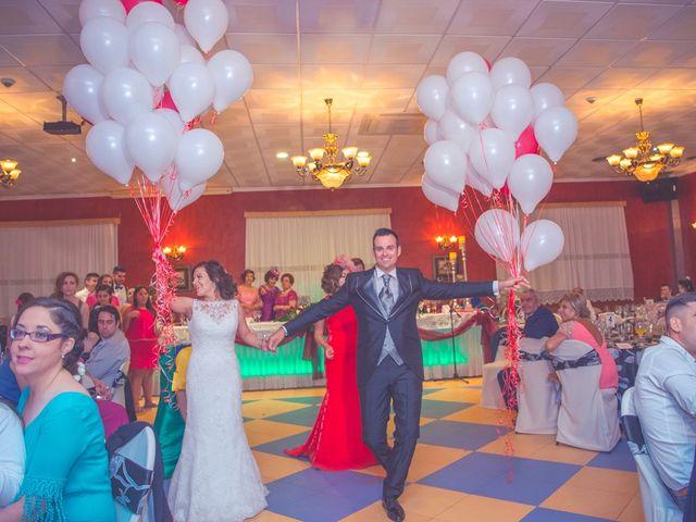 La boda de Paco y Lydia en Campillo De Arenas, Jaén 19