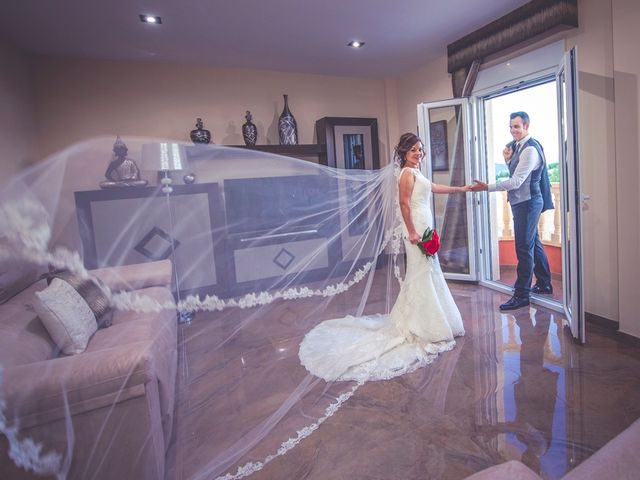 La boda de Paco y Lydia en Campillo De Arenas, Jaén 21