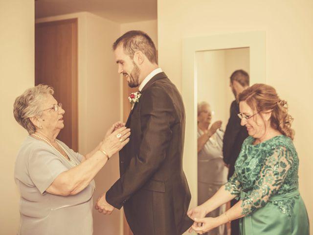 La boda de Emilio y Paula en Bétera, Valencia 8