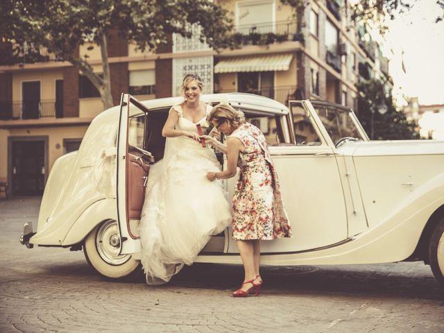La boda de Emilio y Paula en Bétera, Valencia 14