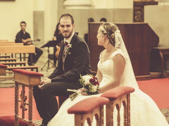 La boda de Emilio y Paula en Bétera, Valencia 16