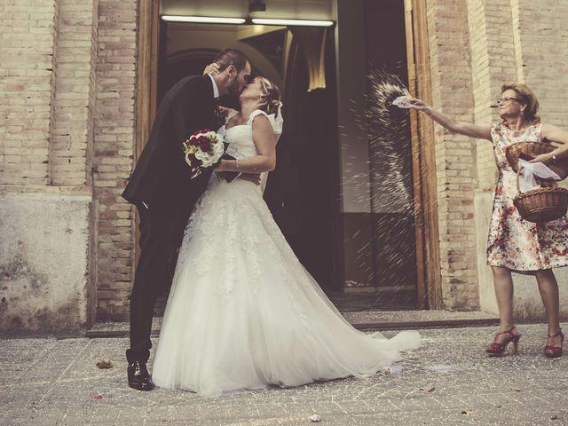 La boda de Emilio y Paula en Bétera, Valencia 17