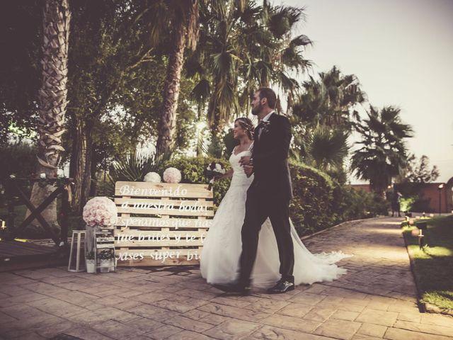 La boda de Emilio y Paula en Bétera, Valencia 19