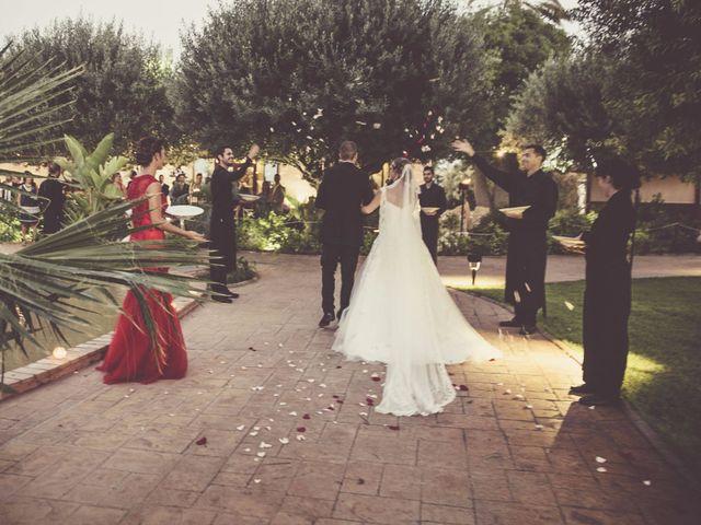 La boda de Emilio y Paula en Bétera, Valencia 20