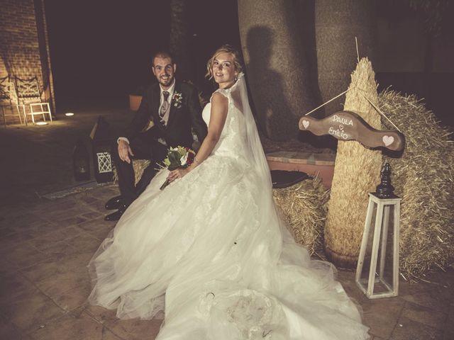 La boda de Emilio y Paula en Bétera, Valencia 25