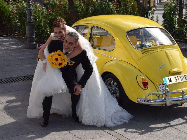 La boda de Luis Fernando y Soledad  en Móstoles, Madrid 25