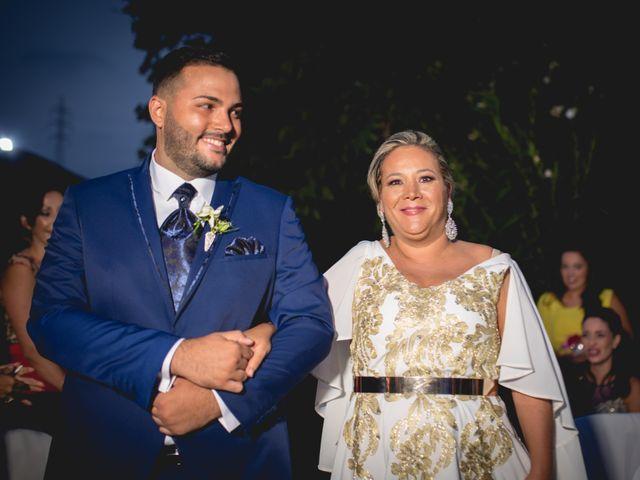 La boda de Julio y Kilian en Candelaria, Santa Cruz de Tenerife 12