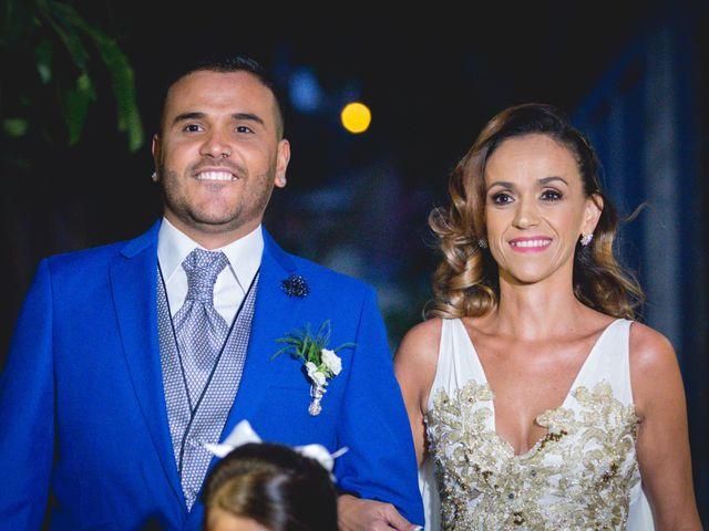 La boda de Julio y Kilian en Candelaria, Santa Cruz de Tenerife 15