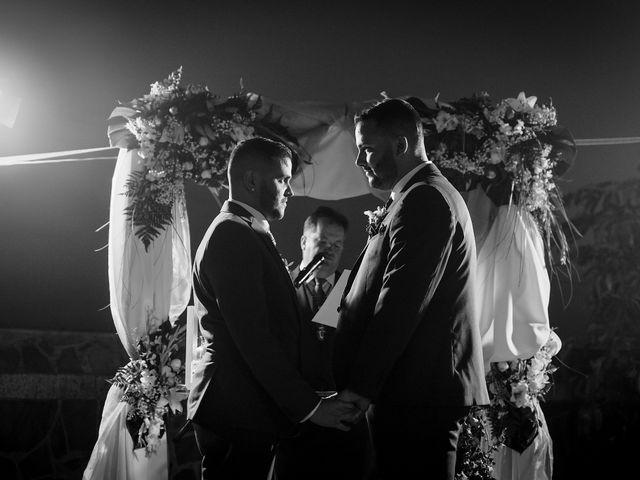La boda de Julio y Kilian en Candelaria, Santa Cruz de Tenerife 20