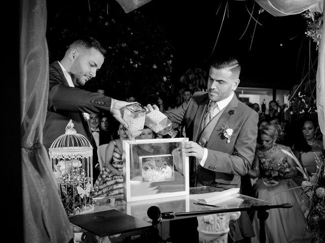 La boda de Julio y Kilian en Candelaria, Santa Cruz de Tenerife 23