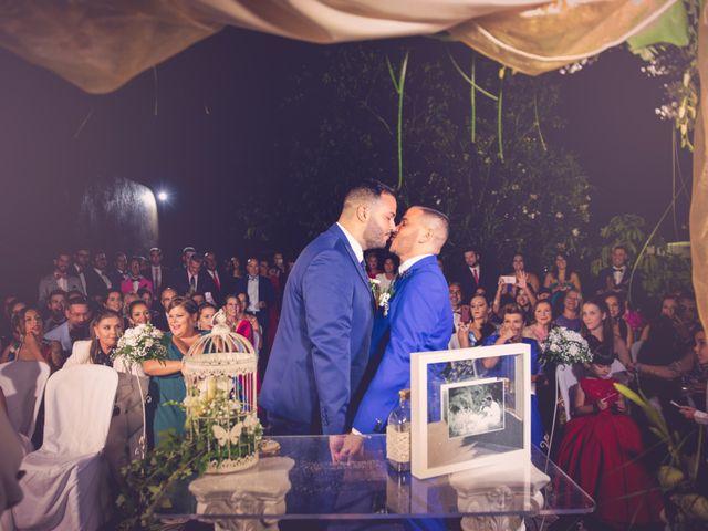 La boda de Julio y Kilian en Candelaria, Santa Cruz de Tenerife 24