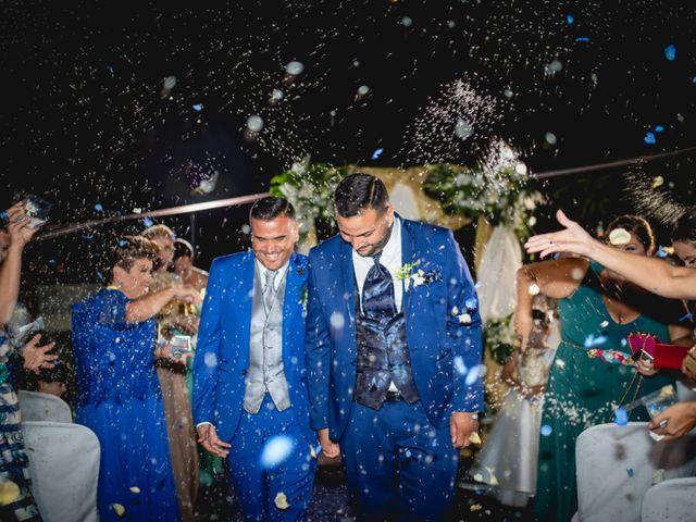 La boda de Julio y Kilian en Candelaria, Santa Cruz de Tenerife 25