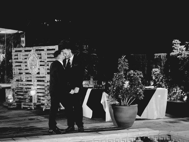 La boda de Julio y Kilian en Candelaria, Santa Cruz de Tenerife 29