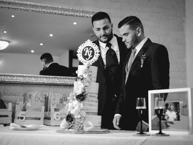 La boda de Julio y Kilian en Candelaria, Santa Cruz de Tenerife 30