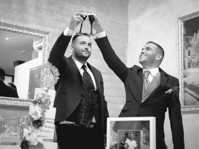 La boda de Julio y Kilian en Candelaria, Santa Cruz de Tenerife 31