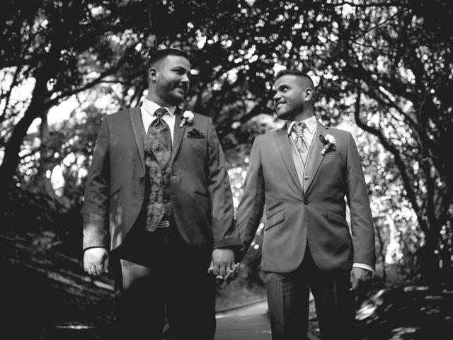 La boda de Julio y Kilian en Candelaria, Santa Cruz de Tenerife 37