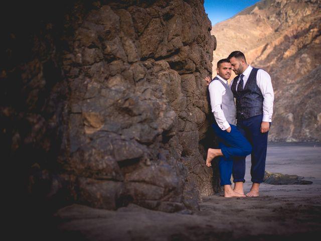 La boda de Julio y Kilian en Candelaria, Santa Cruz de Tenerife 47