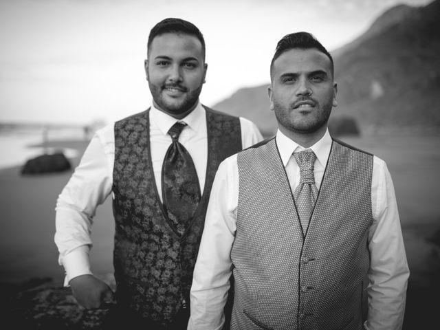 La boda de Julio y Kilian en Candelaria, Santa Cruz de Tenerife 55