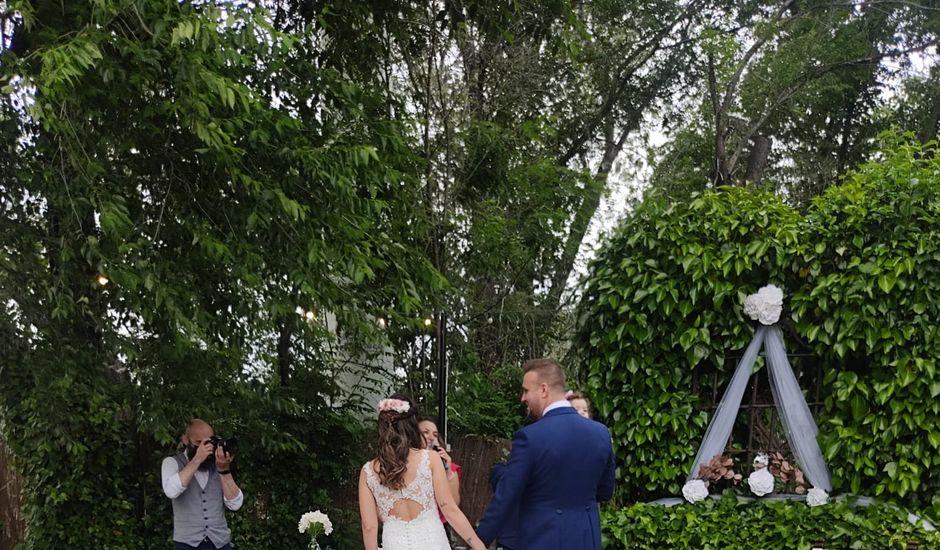 La boda de Manu y Alba en Fuenlabrada, Madrid