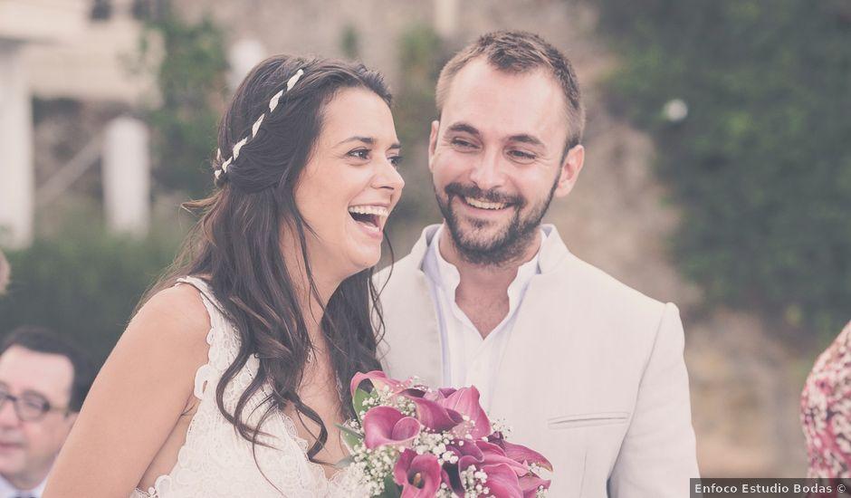 La boda de Carlos y Ester en Illetas, Islas Baleares