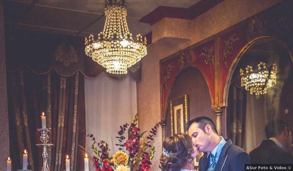 La boda de Paco y Lydia en Campillo De Arenas, Jaén