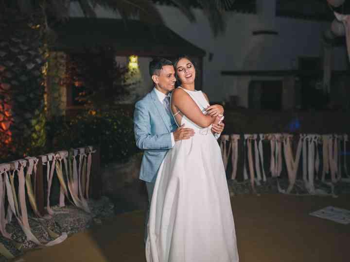 La boda de Macarena y Javi