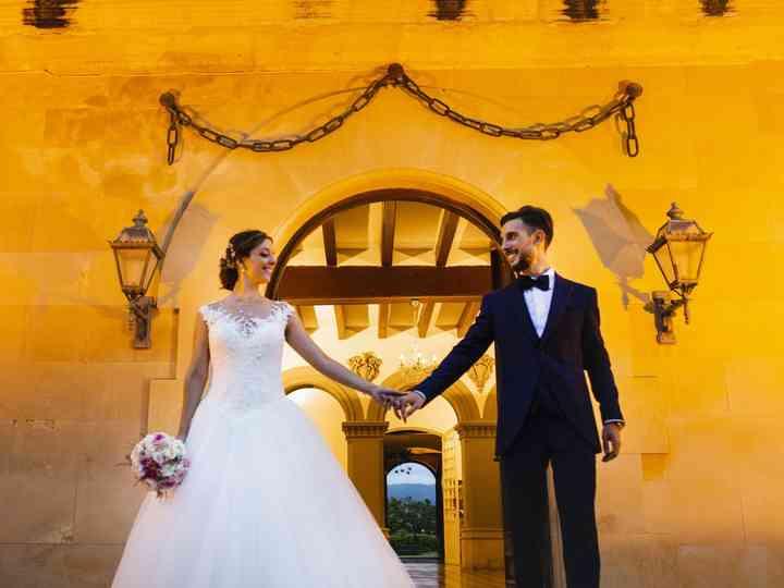 La boda de Mariona y Aitor