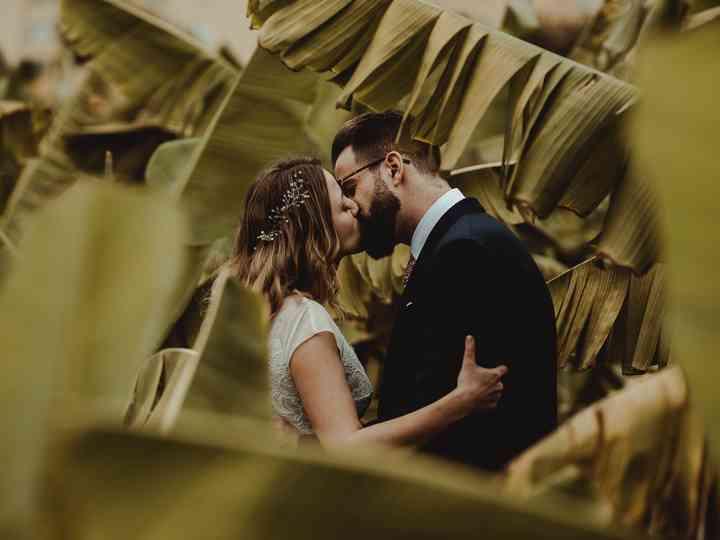 La boda de Kasia y Miche
